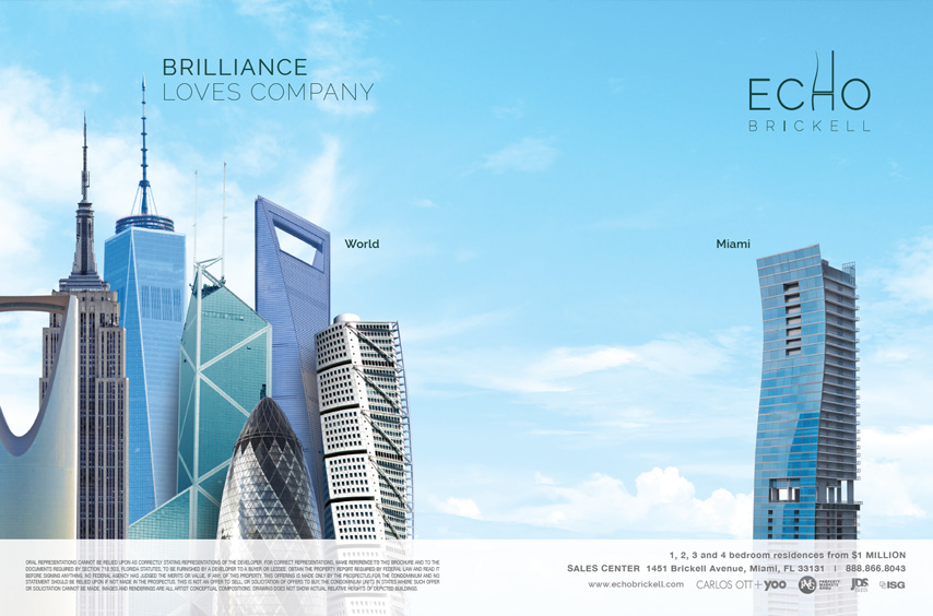 Brilliance loves company. Plvral Advertising and Marketing, Miami.